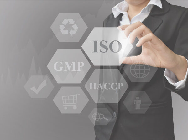 businesswoman-presentation-food-system-industries-iso-gmp-haccp_41124-135